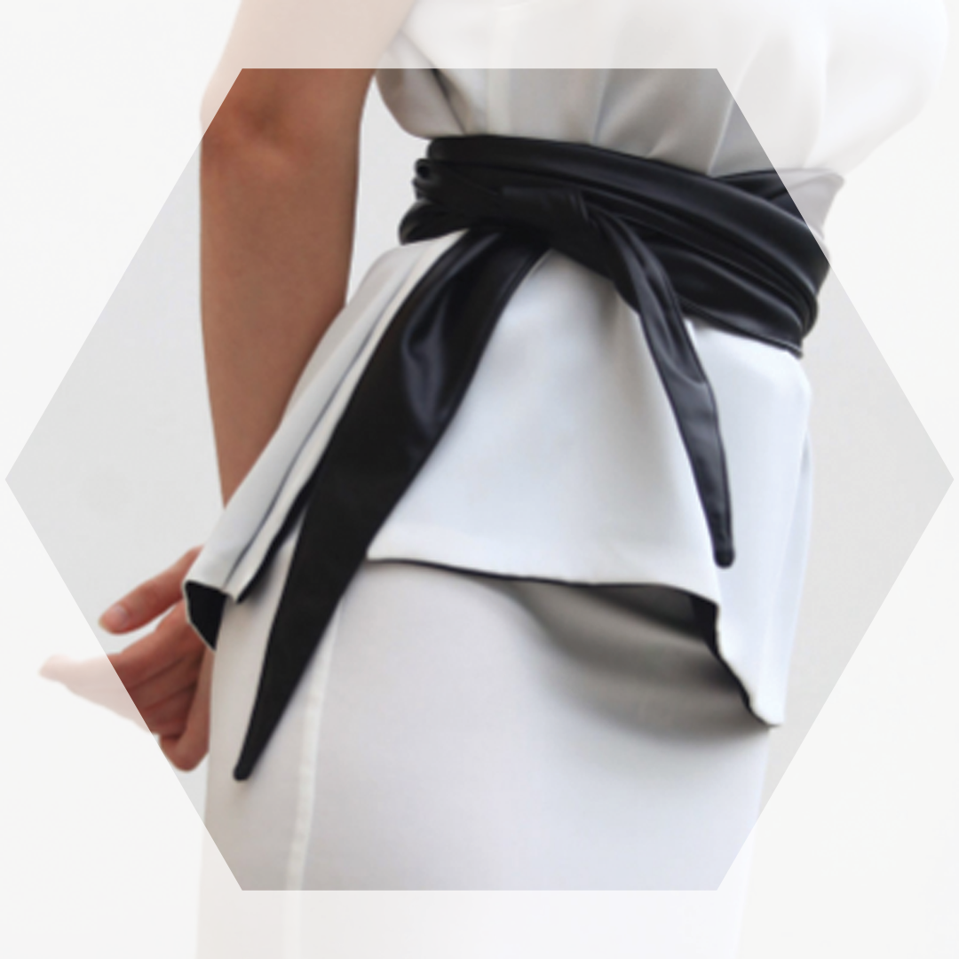 Anna Borgia Vegan Belt